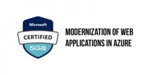 Modernization Pf Web Applications